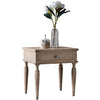 Bellamy 1 Drawer Side Table - Notbrand