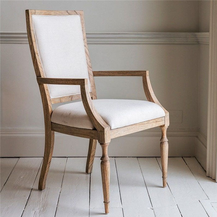 Westin Arm Chair Natural - Notbrand