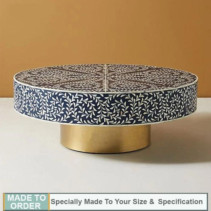 Myrcella+Bone+Inlay+Coffee+Table+Indigo
