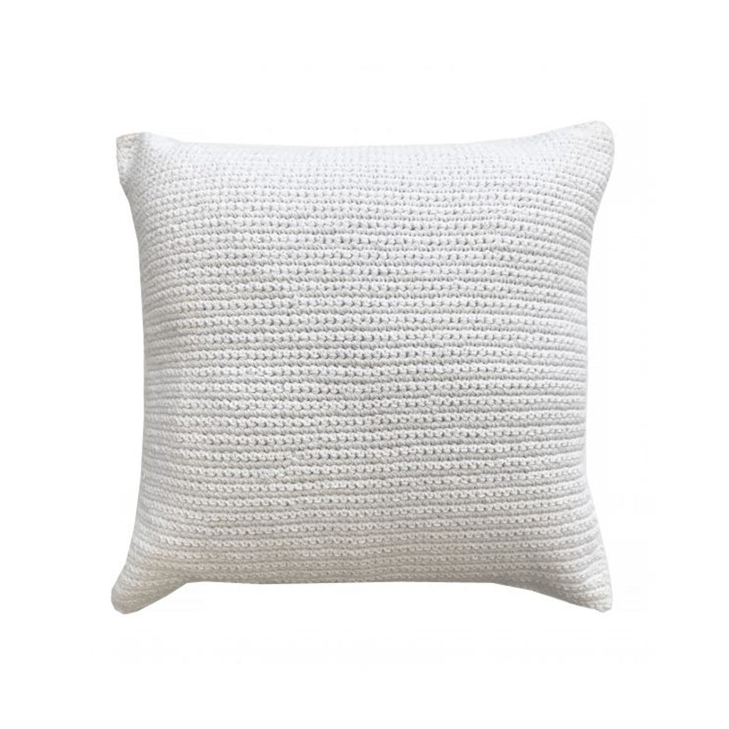 Norbet White Cushion - Notbrand