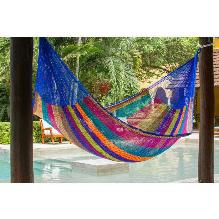 Nylon Mexican Hammock Mexicana Colour - Notbrand