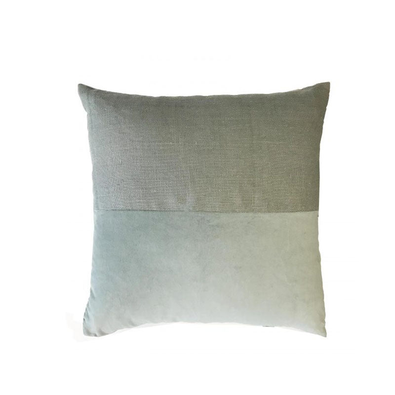 Osten Block Moss Cushion - Notbrand