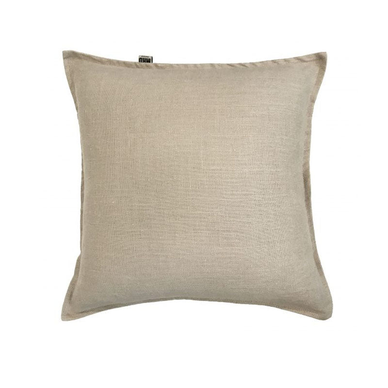Osten Scatter Ecru Cushion - Notbrand
