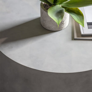 Hope Coffee Table Ombre Silver - Notbrand
