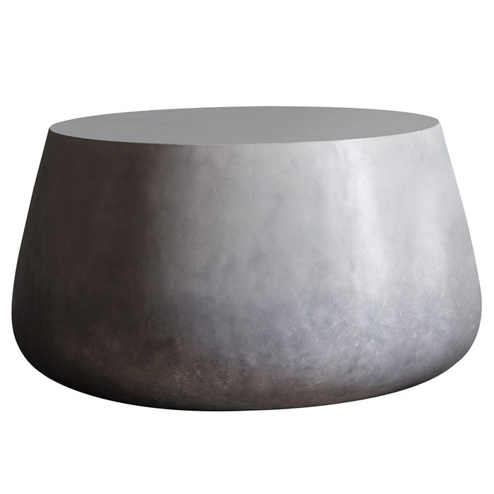 Otley Coffee Table Ombre Silver - Notbrand