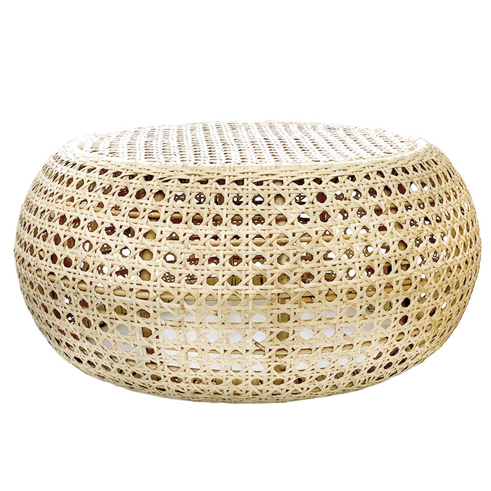 Palm Springs Rattan Coffee Table - Notbrand