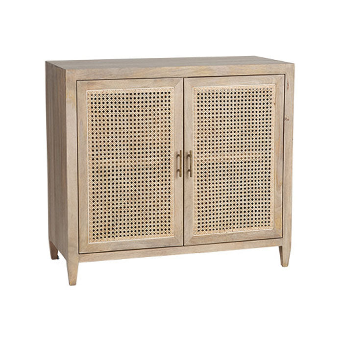 Palm Springs Rattan Buffet Storage - Notbrand