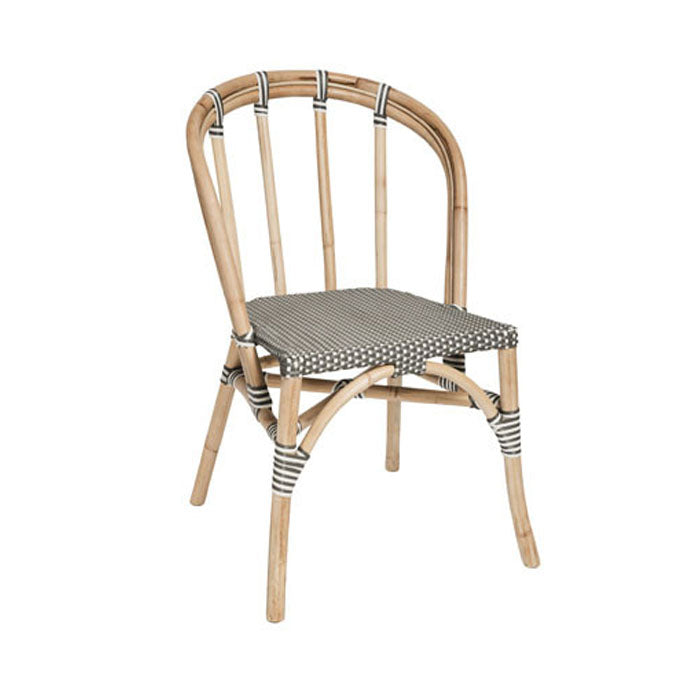 Peninsula Lyon Chair Grey