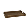 Plantation Rattan Tray Rectangle Range - Notbrand