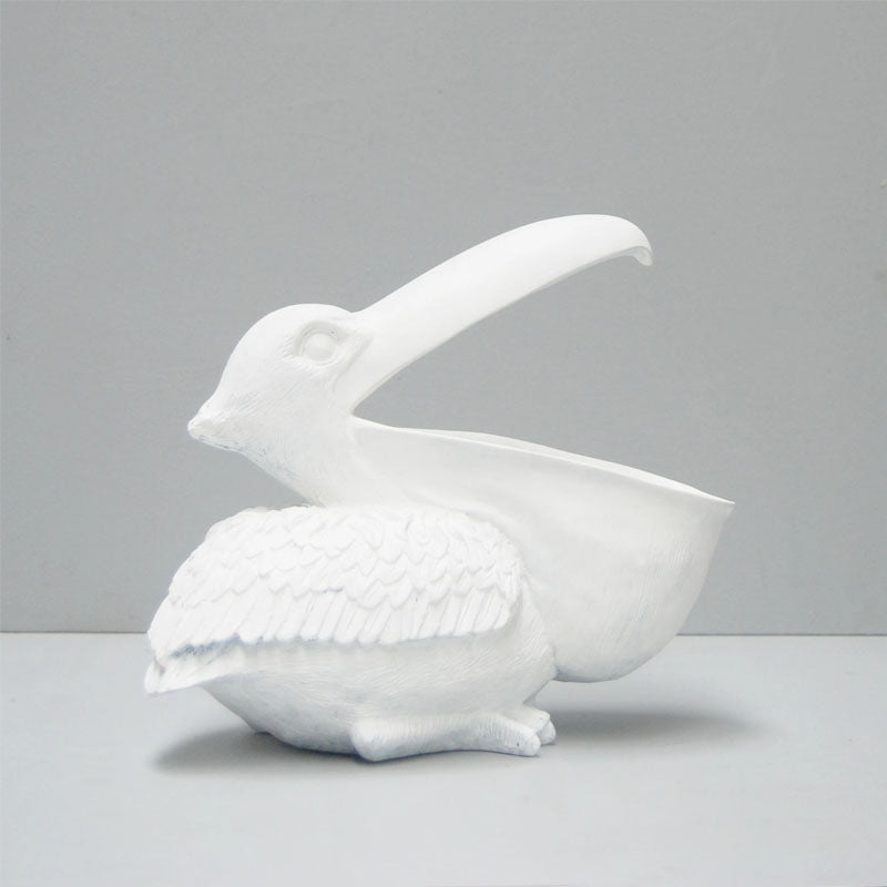 Peter the Pelican Bowl - White - Notbrand