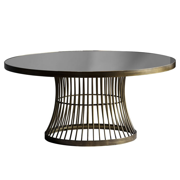 Pickford Coffee Table Bronze - Notbrand