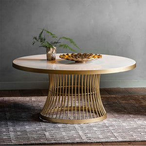 Pickford Coffee Table Champagne - Notbrand