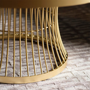 Kolten Coffee Table Champagne - Notbrand