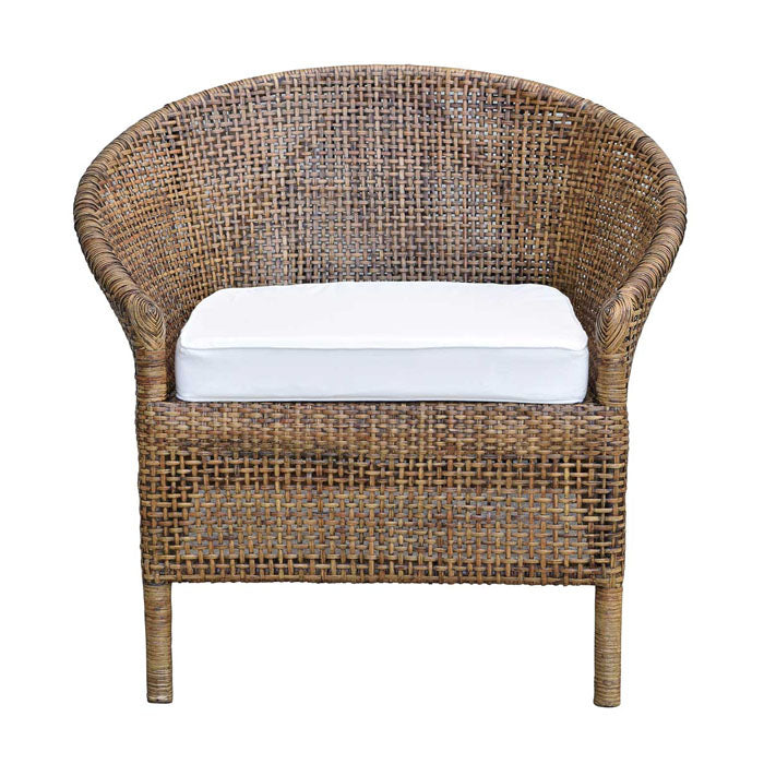 Plantation Rattan Chair - Notbrand