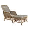 Plantation Lattice Rattan Chair - Notbrand