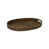 Plantation Rattan Tray Oval Range