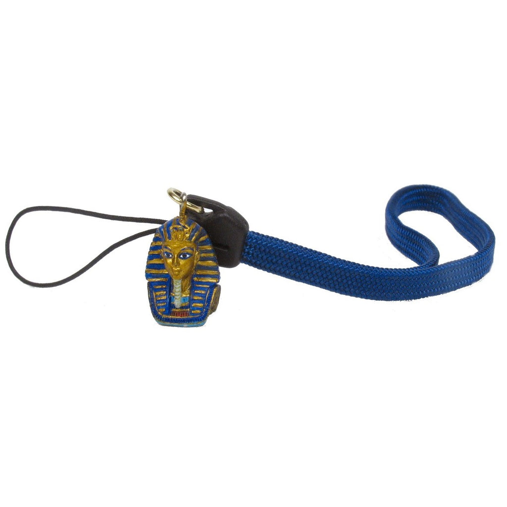 King Tutankhamun Cell Phone Strap