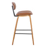 Retro Sleek Barstool High Chair - Notbrand