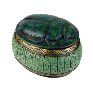 Rinket Box - Scarab Beetle