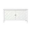 Rodin Lattice Buffet White - Notbrand