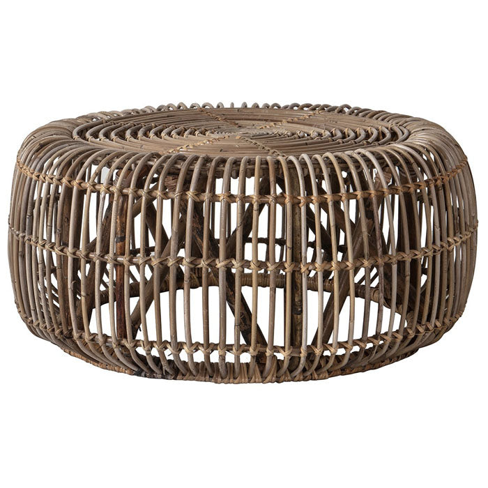 Amari Rattan Coffee Table - Notbrand