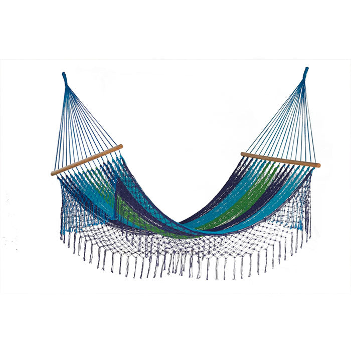 Oceanica Resort Mexican Hammock with Fringe - Notbrand