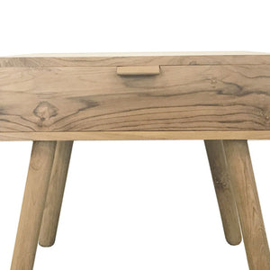 Rini Natural Bedside Table - Notbrand