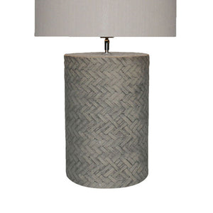 Silo Concrete Lamp