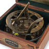 Gilbert & Sons Sundial Compass - 125mm - Notbrand