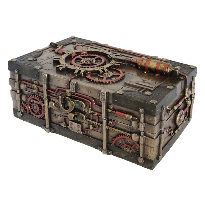 Steampunk - Treasure Box - Notbrand