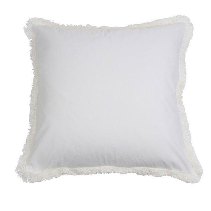 St. Kilda White Cushion - Notbrand