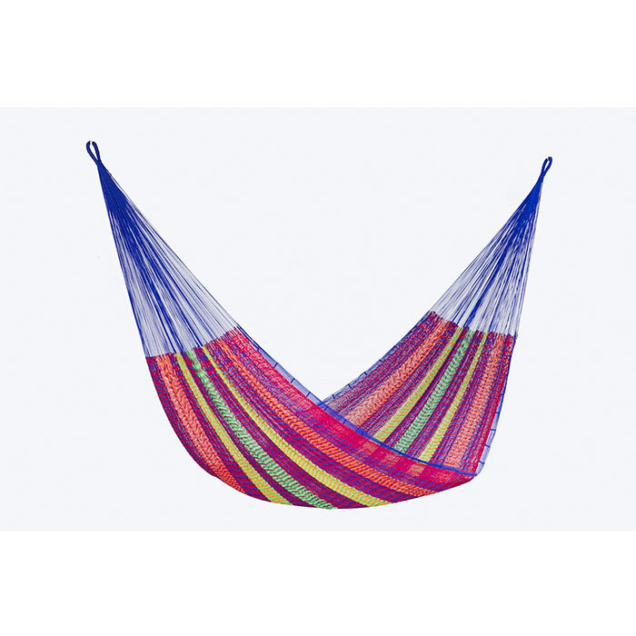 Super Nylon Mexican Hammock in Mexicana Colour - Notbrand