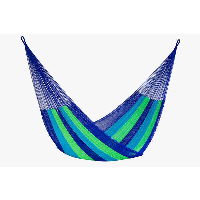 Super Nylon Mexican Hammock in Oceanica Colour - Notbrand