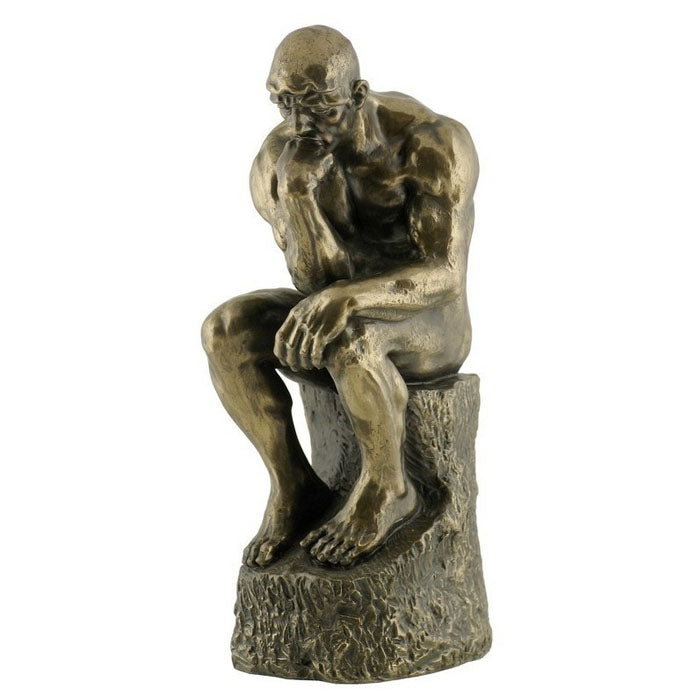The Thinker Bronze Figurine - Notbrand