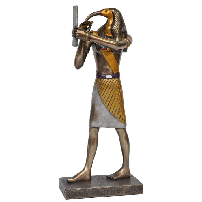 Thoth Bronze Figurine Small