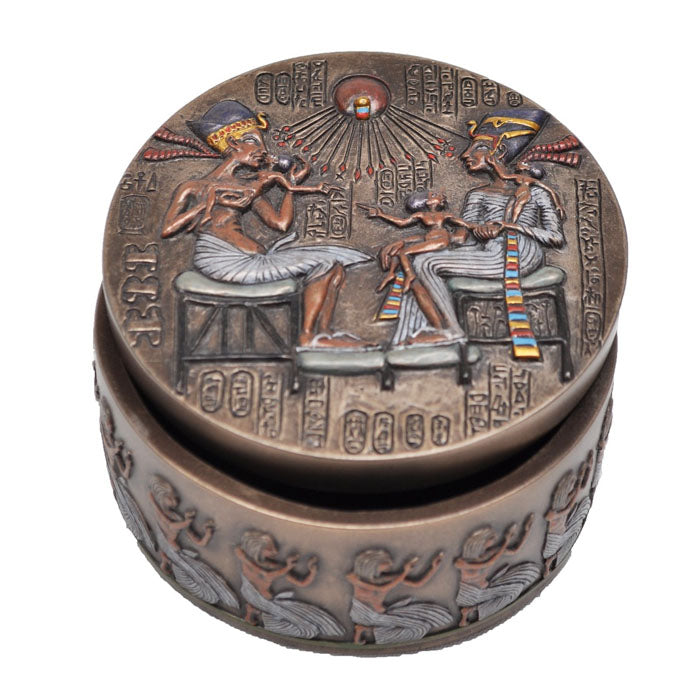 Amarna Royal Family Trinket Box