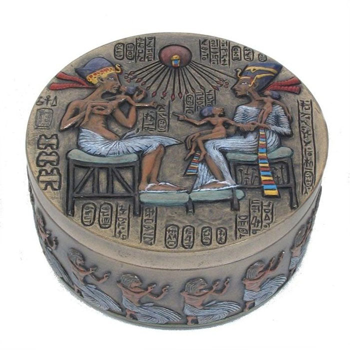 Amarna Royal Family Trinket Box - Notbrand