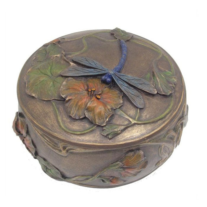 Dragonfly Trinket Box - Notbrand