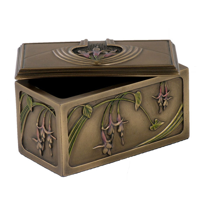 Flower Trinket Box - Notbrand