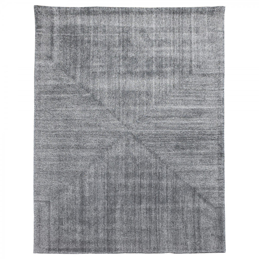 Savana Grey Wool Tufted Rug