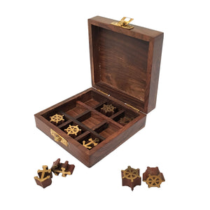 Tic Tac Toe Noughts & Crosses Box Set - Notbrand