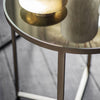 Shelby Side Table Silver - Notbrand