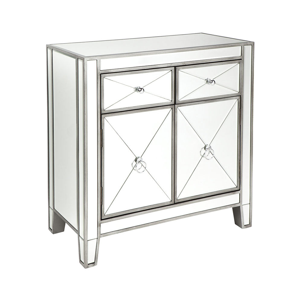 Apolo Cabinet - Antique Silver - Notbrand