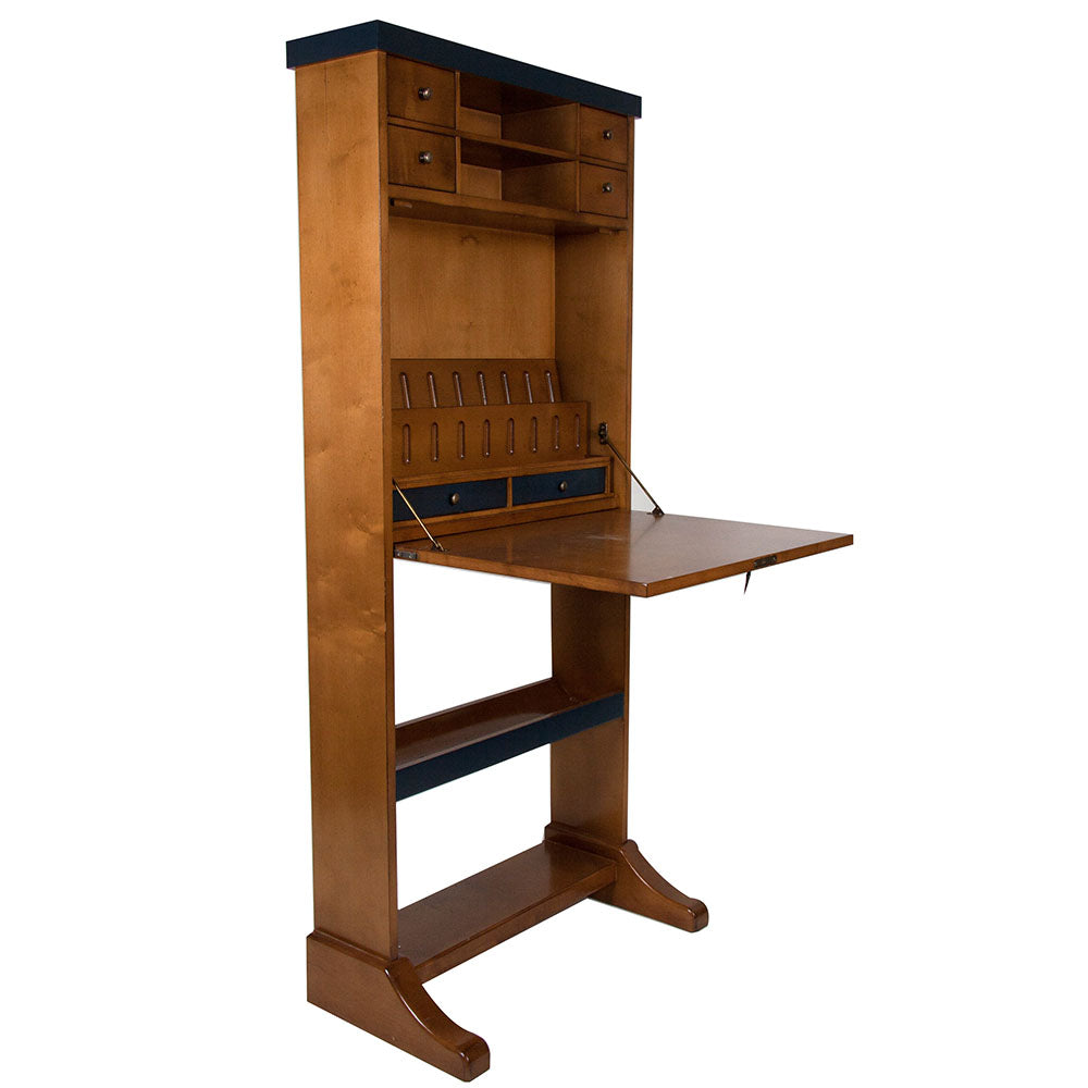 Confidant Solid Wood Desk Cabinet - Notbrand