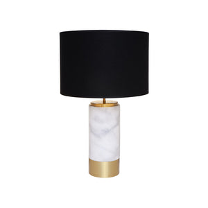 Paola Table Lamp - White - Notbrand