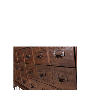 Alchemist Drawers Reclaimed Timber Sideboard - Notbrand
