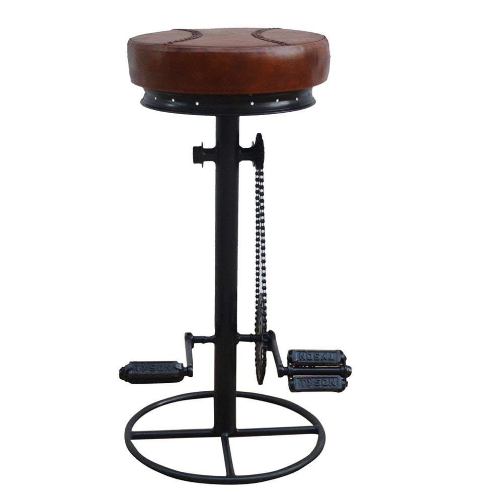 Industrial Bicycle Barstool - Notbrand