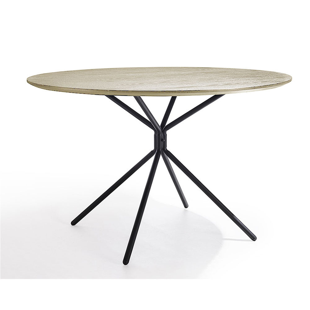 String Dining Table Natural - Notbrand