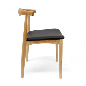 Elbow Dining Chair CH20 Hans Wegner Premium Replica - Natural Ash - Notbrand
