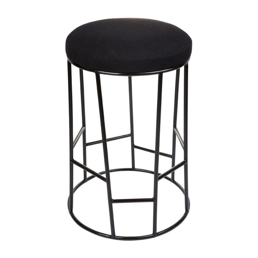 Aiden Stool - Black - Notbrand